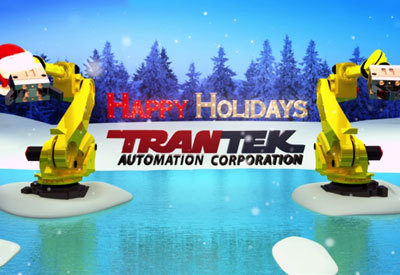 TranTek Holiday Greeting